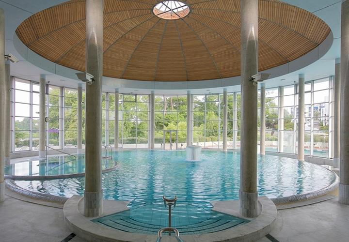 Sourc o centre de remise en forme aquatique et spa for Piscine st paul les dax