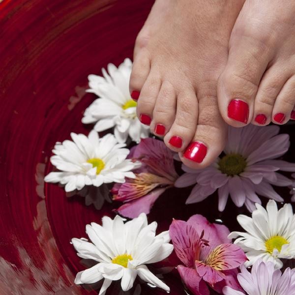 Soin des pieds : Beauté des pieds express
