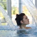 Photo illustrant l'Instant Sourcéo 4 heures, proposé par l'espace aquatique Sourcéo de Saint-Paul-lès-Dax, espace de remise en forme aquatique