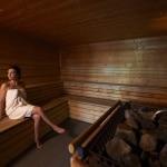 Sauna intégré au complexe Sourcéo de Saint-Paul-lès-Dax, un moment de détente et de bien-être