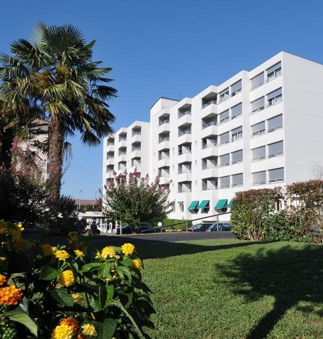 Photo de l'Hotel Régina, intégré à la station thermale du Régina, idéal pour une cure thermale