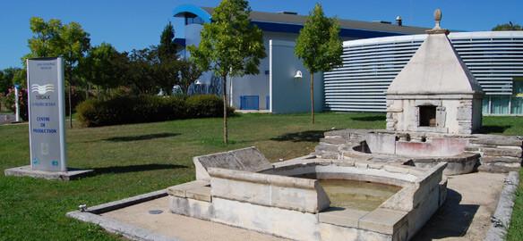 Régie Municipale des Boues de Dax fabricant le péloïde utilisé en cure thermale dans nos établissements thermaux de Dax et Saint-Paul-lès-Dax