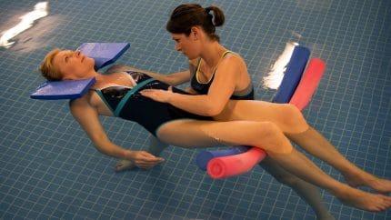 Consultation ostéopathie piscine