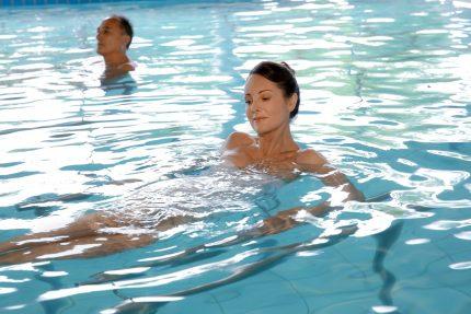 Soin mobilisation piscine