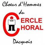 Partenariat : Chœur d'Hommes du Cercle Choral Dacquois