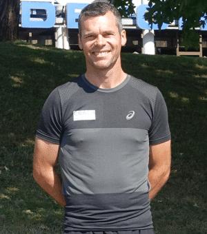 Rencontre avec Sylvain Plantard, Coach Sportif